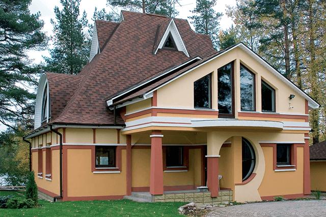 Нестандартні дерев'яні вікна