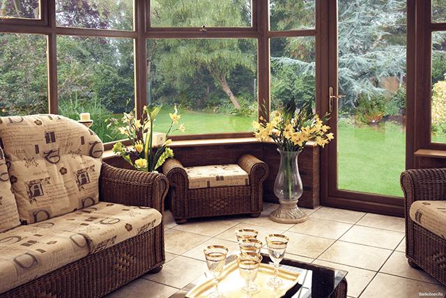 вікна для веранди