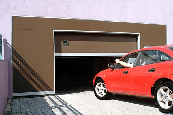 Автоматичні гаражні ворота