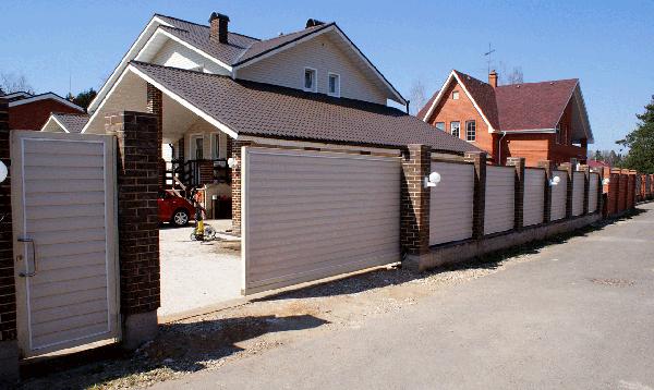 Автоматичні ворота