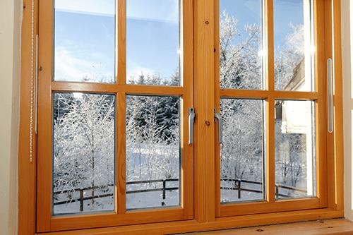 Дерев'яні вікна і вентиляція