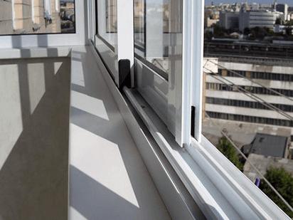 Засклення балконів і лоджій