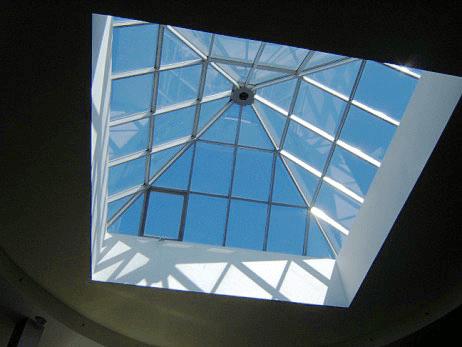 Дахово-купольні системи