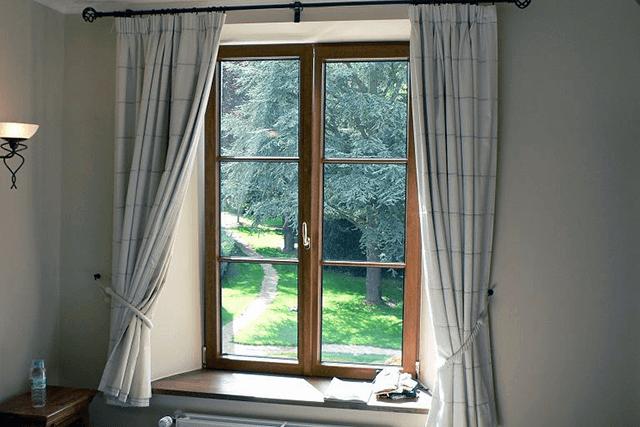 дерев'яні вікна для квартири