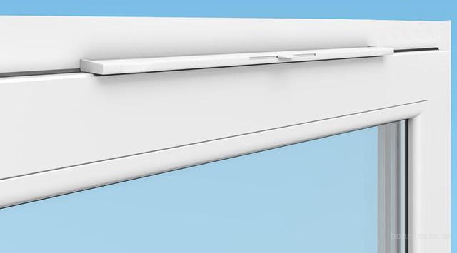 Повітряний клапан для вікон