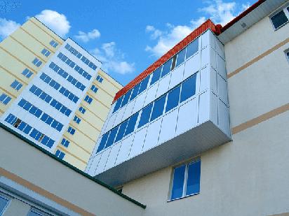 Балконні системи ALT100