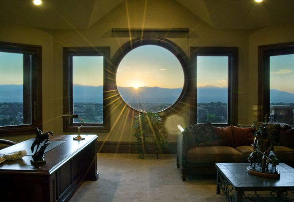Глухі дерев'яні вікна