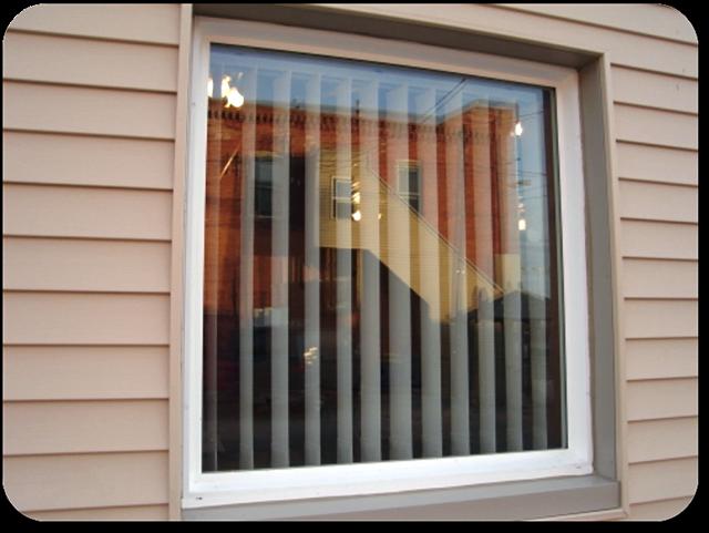 Глухі металопластикові (пластикові) вікна