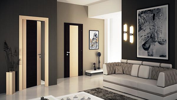Ламіновані двері