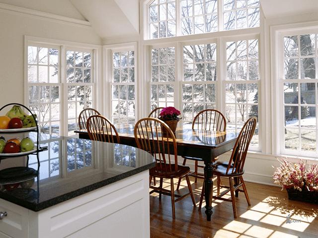 Вікна для заміського будинку