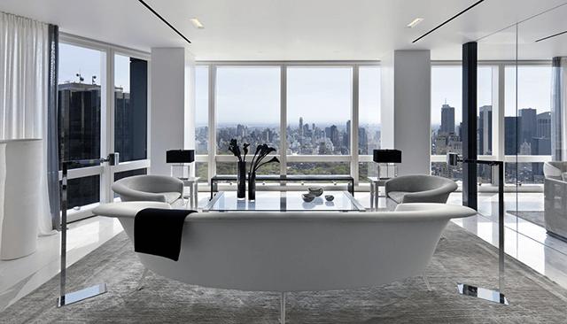 Вікна VIP квартири