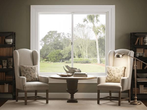 вікна в стилі модерн