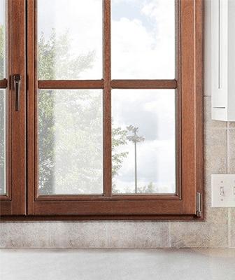 Дерев'яні вікна