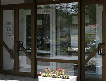 Система рамного скління без терморазрива ALT С48