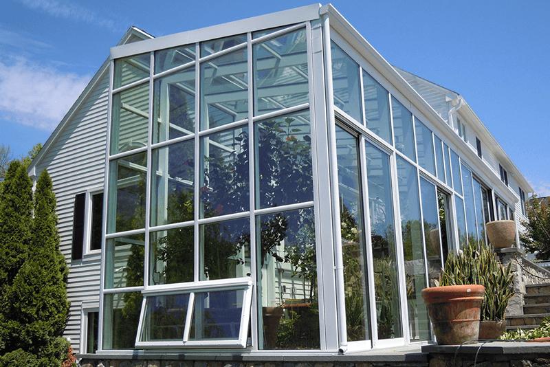 Скління зимових садів