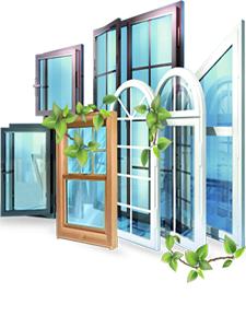 Розпродаж ПВХ вікон