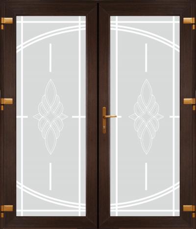Двері PERFECT ПВХ 1/16 (A)