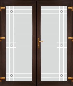 Двері PERFECT ПВХ 1/19 (AF)