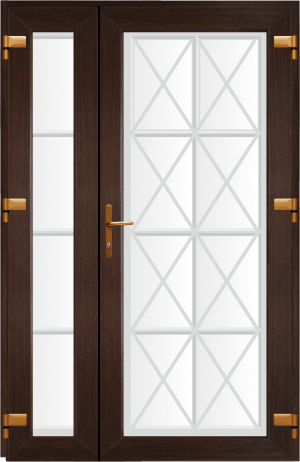 Двері PERFECT ПВХ 1/23 (A)