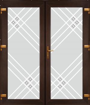 Двері PERFECT ПВХ 1/25 (AF)