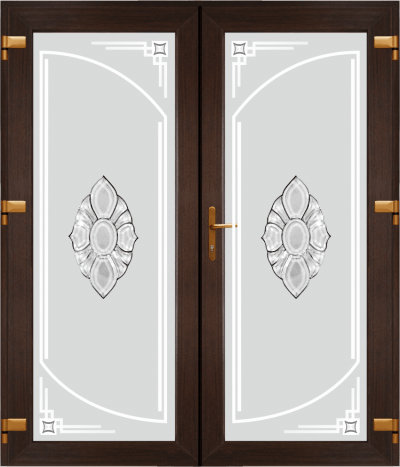 Двері PERFECT ПВХ 1/29 (AF)