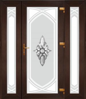 Двері PERFECT ПВХ 1/33 (PF)