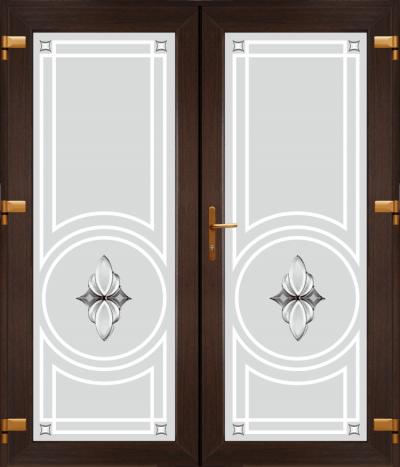 Двері PERFECT ПВХ 1/37 (AF)
