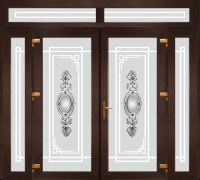 Двері PERFECT ПВХ 1/41 (PF)
