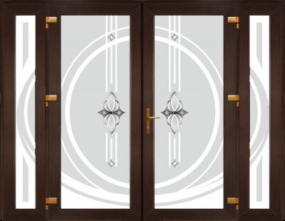 Двері PERFECT ПВХ 1/44 (PF)