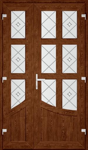 Двері PERFECT ПВХ 4 (SF)
