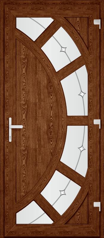 Двері PERFECT ПВХ 14 (SF)