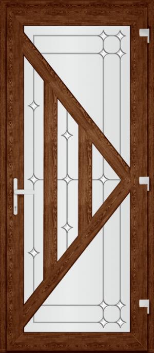 Двері PERFECT ПВХ 18 (SF)