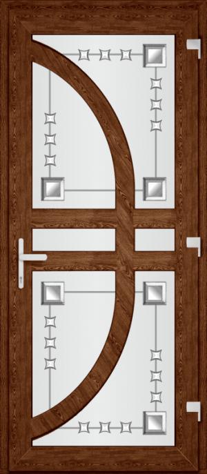 Двері PERFECT ПВХ 19 (SF)