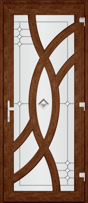 Двері PERFECT ПВХ 20 (SF)