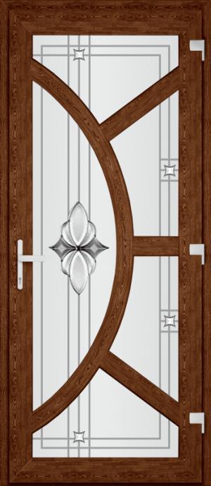 Двері PERFECT ПВХ 21 (SF)