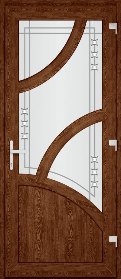 Двері PERFECT ПВХ 22 (SF)