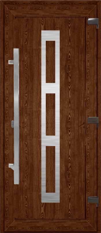 Двері PERFECT HPL 25.14.0 горіх