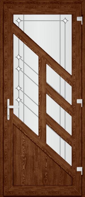 Двері PERFECT ПВХ 28 (SF)