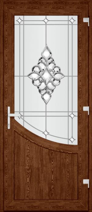 Двері PERFECT ПВХ 29 (SF)