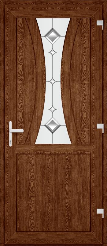 Двері PERFECT ПВХ 30 (SF)