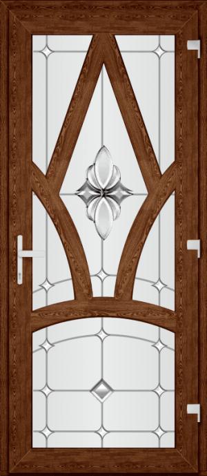 Двері PERFECT ПВХ 37 (SF)
