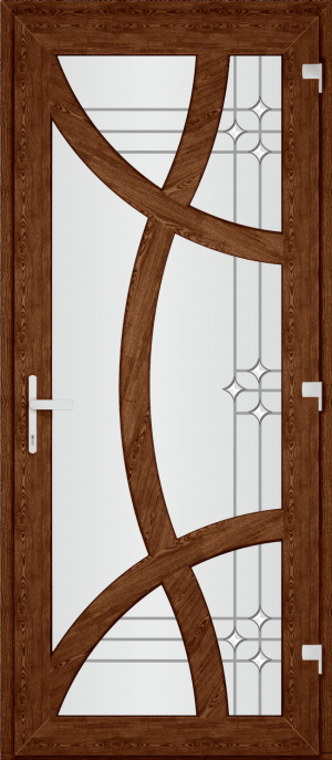 Двері PERFECT ПВХ 47 (SF)