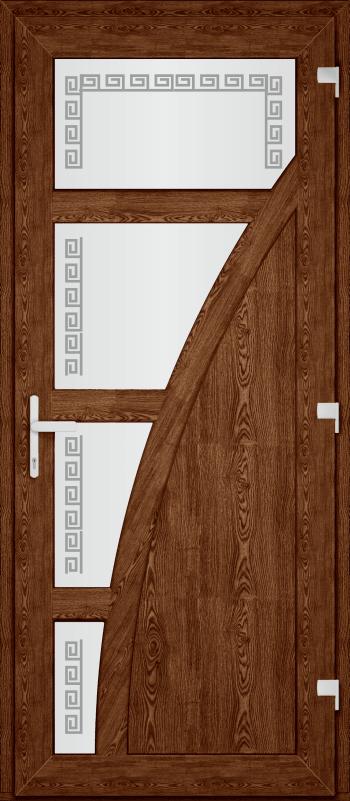 Двері PERFECT ПВХ 49 (P)