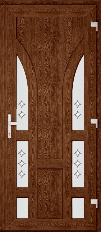 Двері PERFECT ПВХ 5 (F)