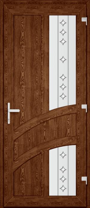 Двері PERFECT ПВХ 56 (SF)