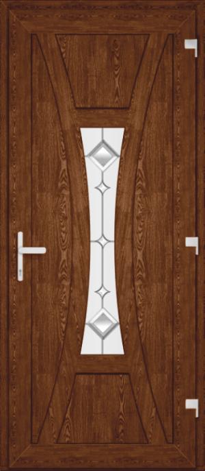 Двері PERFECT ПВХ 58 (SF)