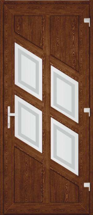 Двері PERFECT ПВХ 69 (P)