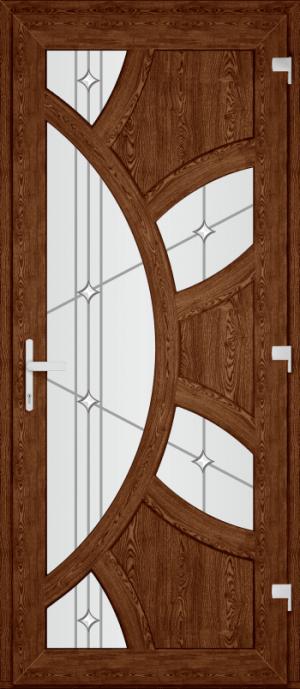 Двері PERFECT ПВХ 70 (SF)
