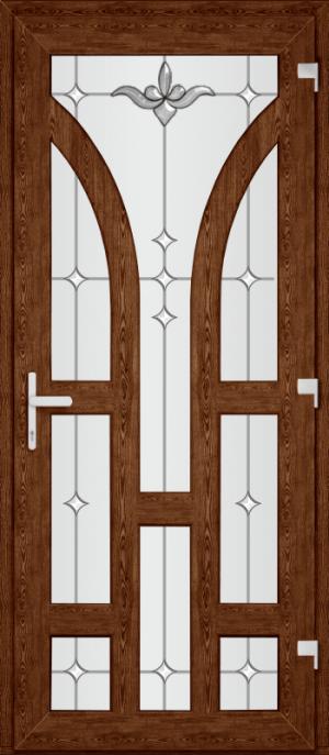 Двері PERFECT ПВХ 8 (SF)