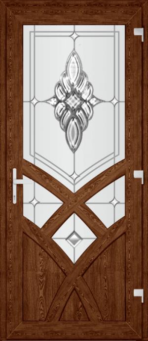 Двері PERFECT ПВХ 92 (SF)